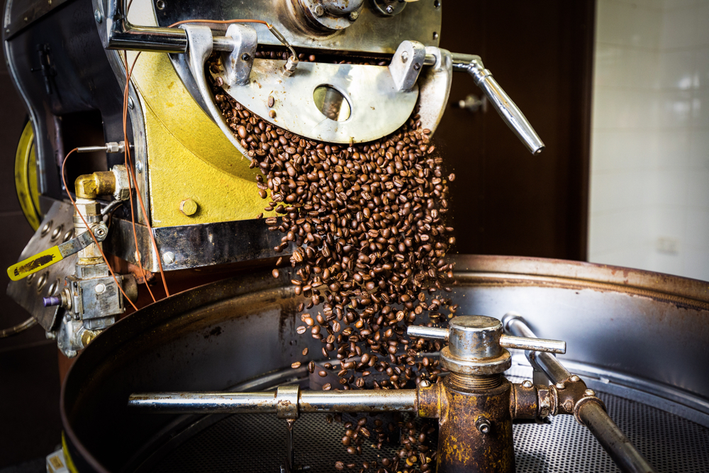 Coffee Roasting main image